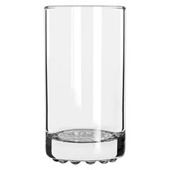 Nob Hill Glass Tumblers, Hi-Ball, 8 oz, 48/Carton