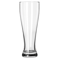 Giant Beer Glasses, 23 oz, Clear, 12/Carton