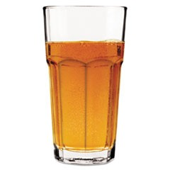New Orleans Cooler Glass, Tall, 16 oz, Clear