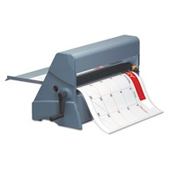 "Heat-Free Laminator, 25"" Wide, 3/16"" Maximum Document Thickness"