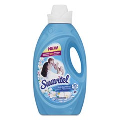Suavitel Fabric Softener, Field Flowers Scent, 50 oz Bottle