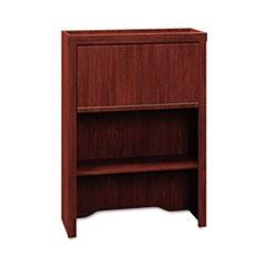 Enterprise Collection 30W Lateral File Hutch, Harvest Cherry