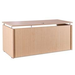 Sedina Series Credenza Shell, 72w x 23 5/8d x 29 1/2h, Maple