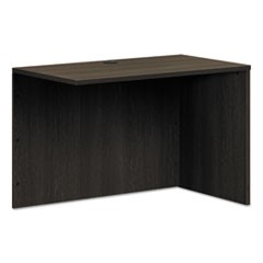 BL Series Return Shell, 42 1/4w x 24d x 29h, Espresso