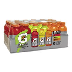 G-Series Perform 02 Thirst Quencher, Variety Pack, 20 oz Bottle
