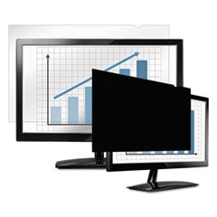 "PrivaScreen Blackout Privacy Filter for 19.5"" Widescreen LCD Screen, 16:9"