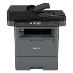 MFC-L6700DW Wireless Business Laser All-in-One Printer, Copy/Fax/Print/Scan