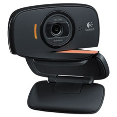 Webcam C525,720P HD, 8MP, Black/Silver