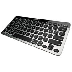 Bluetooth Illuminated Keyboard for Mac/iPhone/iPad, Black
