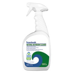 All-Natural Bathroom Cleaner, 32 oz Spray Bottle