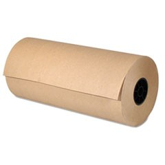 Kraft Paper, 24 in x 1025 ft, Brown