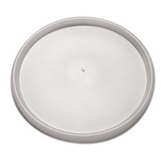 Plastic Lids, Fits 24-32oz Cups, Translucent, 500/Carton