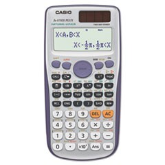 FX-115ESPLUS Advanced Scientific Calculator, 10-Digit Natural Textbook Display