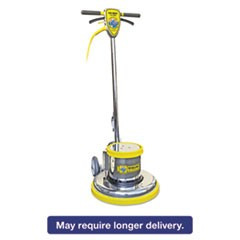 "PRO-175-15 Floor Machine, 1.5 HP, 175 RPM, 14"" Brush Diameter"