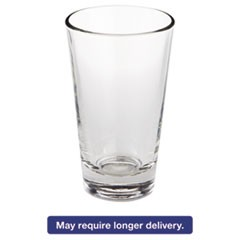 "Restaurant Basics Glass Tumblers, Cooler, 14 oz, 5 7/8"" Tall"