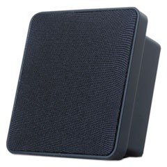 Flathead Bluetooth Speaker, Black