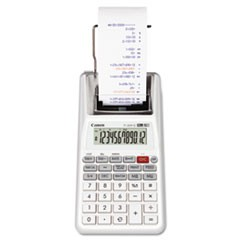 P1-DHV-G 12-Digit Palm Printing Calculator, Purple/Red Print, 2 Lines/Sec
