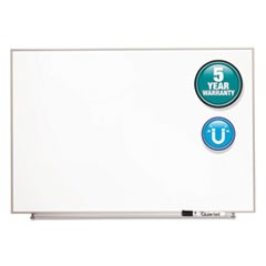 Matrix Magnetic Boards, Painted Steel, 34 x 23, White, Aluminum Frame