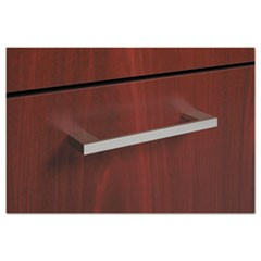 BL Series Field Installed Arched Bridge Pull, 4 1/4 x 3/4 x 3/8, Polished, 2/PK