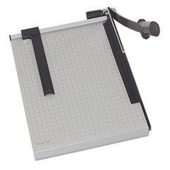 "Vantage Guillotine Paper Trimmer/Cutter, 15 Sheets, 18"" Cut Length"