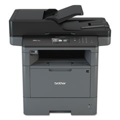 MFC-L6800DW Wireless Business Laser All-in-One Printer, Copy/Fax/Print/Scan