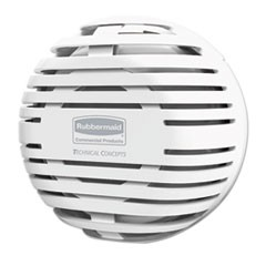"TCell Dispenser, 4.09"" Diameter x 2.36"", White"