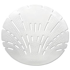 Pearl 3D Urinal Screen, Melon Mist, Clear, 10/Pack, 6 Pack/Carton