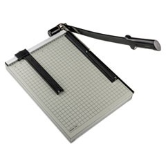"Vantage Guillotine Paper Trimmer/Cutter, 15 Sheets, 15"" Cut Length"