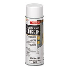 Champion Sprayon Indoor insect Fogger, 6 oz Aerosol, 12/Carton
