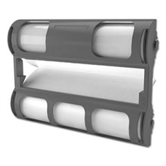 "Permanent High-Tack Adhesive Refill Roll for XM1255 Laminator, 12"" x 100 ft."