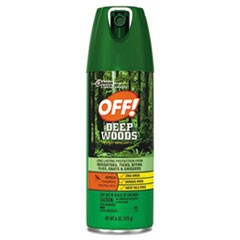 Deep Woods Insect Repellent, 6oz Aerosol