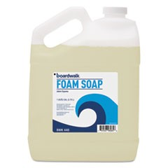 Foaming Hand Soap, Honey Almond Scent, 1 Gallon Bottle
