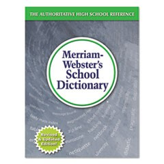 School Dictionary, Grades 9-11, Hardcover, 1,280 Pages
