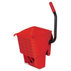 WaveBrake Side-Press Wringer, 13 x 13 x 27, Red