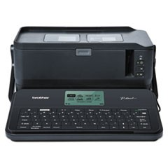 PT-D800W Commercial/Lite Industrial Label Maker, 17 Lines