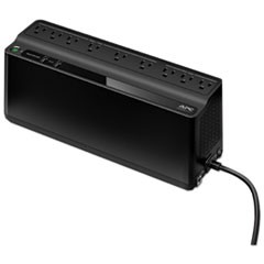 Smart-UPS 850 VA Battery Backup System, 9 Outlets, 354 J