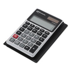 Handheld Calculator, 12-Digit LCD