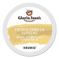 French Vanilla Supreme Coffee K-Cups, 96/Carton