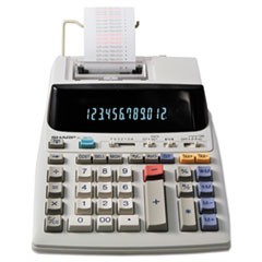 EL-1801V Two-Color Printing Calculator, Black/Red Print, 2.1 Lines/Sec