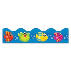 "Bolder Borders and Terrific Trimmers, Sea Buddies, 2 1/4"" x 39 ft"