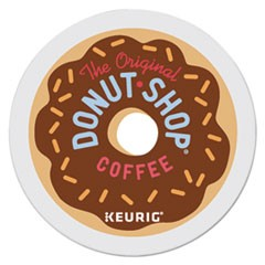 Donut Shop Coffee K-Cups, 24/Box
