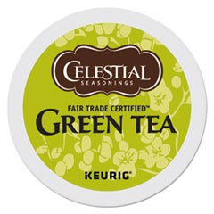 Green Tea K-Cups, 96/Carton