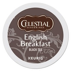English Breakfast Black Tea K-Cups, 24/Box