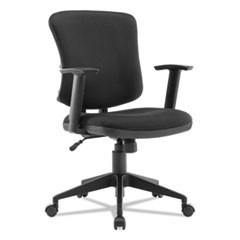 Everyday Task Office Chair, Black Fabric