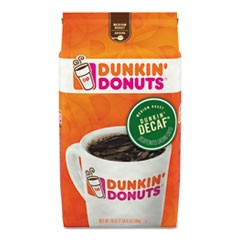Original Blend Coffee, Dunkin Decaf, 20.8 oz