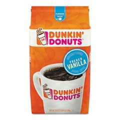 Original Blend Coffee, Dunkin French Vanilla, 20 oz