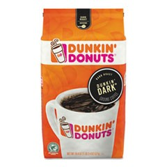 Original Blend Coffee, Dunkin Dark Roast, 18.4 oz