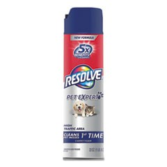 Pet High Traffic Foam Carpet and Upholstery Cleaner, 22 oz, Aerosol