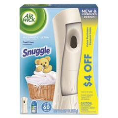 Freshmatic Ultra Automatic Starter Kit, Snuggle Fresh Linen, 6.17 oz Aerosol
