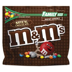 M & M's Chocolate Candies, 19.2oz Pack